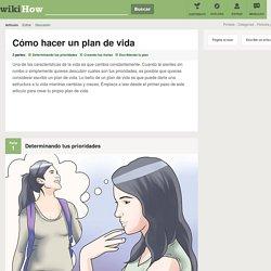 Cómo hacer un plan de vida: 11 pasos