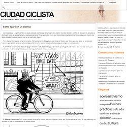 Cómo ligar con un ciclista