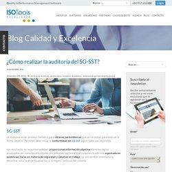 ¿Cómo realizar la auditoría del SG-SST?