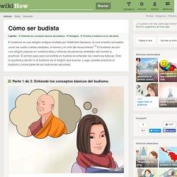 Cómo ser budista: 13 pasos