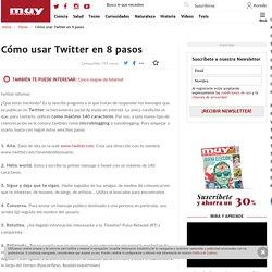 Cómo usar Twitter en 8 pasos