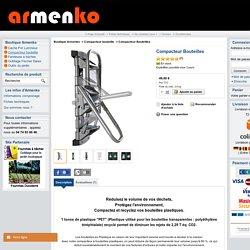 Compacteur Bouteilles - Armenko