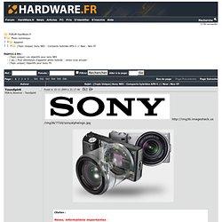 Sony NEX-5 et NEX-3 compact APS a optiques interch !! [Topic Unique] - Appareil - Photo numérique