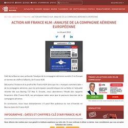 Action Air France KLM : analyse de la compagnie aérienne européenne