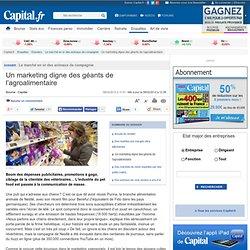Le marché en or des animaux de compagnie -Un marketing digne des géants de l'agroalimentaire - 1