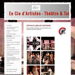 Le Lavoir - En Compagnie d'Artistes - Théâtre et Toiles
