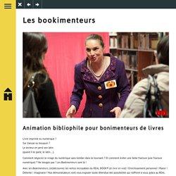 Les bookimenteurs - Compagnie Home Théâtre