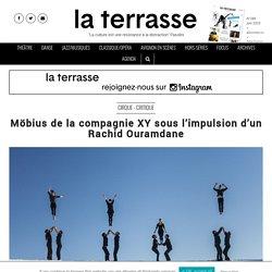 PRESSE - Möbius de la compagnie XY sous l'impulsion d'un Rachid Ouramdane - Cirque Auch CIRCa