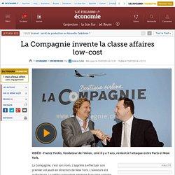 La Compagnie invente la classe affaires low-cost