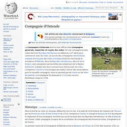 Compagnie d'Ostende