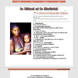 Les compagnies de commerce et Madagascar