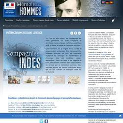 Compagnies des Indes