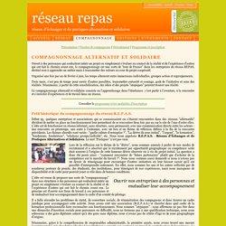Réseau REPAS - Compagnonnage Alternatif et solidaire