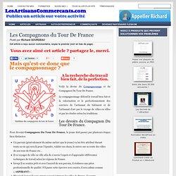 Compagnons Du Tour De France
