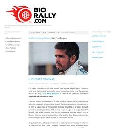 Luis Pérez Companc - Pilotos de Argentina - Biorally