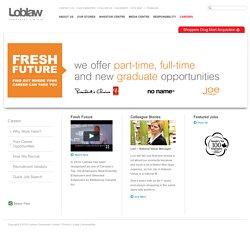 Loblaw Companies Limited - Careers