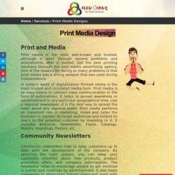 Print Media Companies in Mumbai – Print Media Design – Illusions Ads