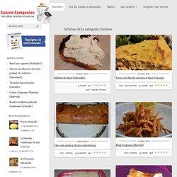 Cuisine Companion : les Recettes de la Communauté
