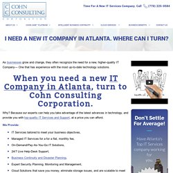IT companies in Atlanta