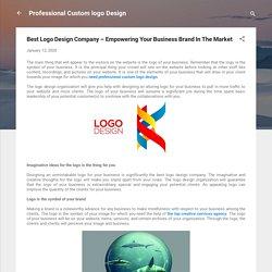 Need Professional Custom Logo Design