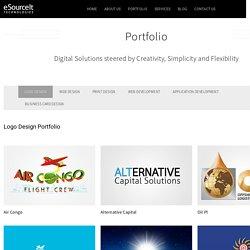 Company logo design - eSourceIt Technologies