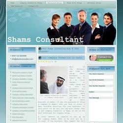 LLC Company Setup Dubai
