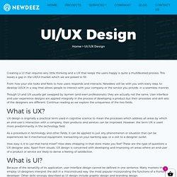 Newdeez : UI UX Design Company in Los Angeles California