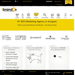 iBrandox™ SEO Marketing in Gurgaon