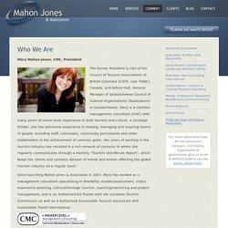 Mahon Jones and Associates