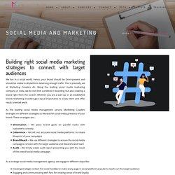 Social Media Marketing Agency - Marketing Crawlers