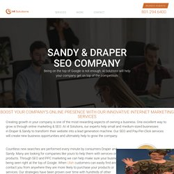 Sandy & Draper SEO Company - Search Engine Marketing Services