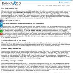 Top SEO Company in Orange County, CA - Rankaroo