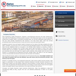 Company Overview - Satec Envir Engineering Pvt. Ltd.
