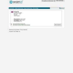 Company Profile - Vantage PR