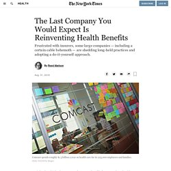 The Last Company You Would Expect Is Reinventing Health Benefits