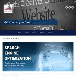 Search Engine optimization Doha Qatar