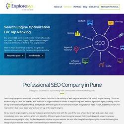 SEO Services Provider Pune