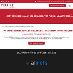 BEST SEO COMPANY, #1 SEO SERVICES, TOP FIRM IN USA (TRUSTED AGENCY)