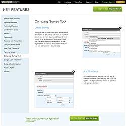 Company Survey - WorkforceGrowth