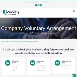 Company Voluntary Arrangement Procedure
