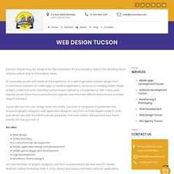 Web Design Tucson Company
