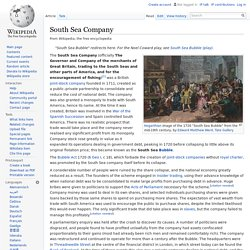 South Sea Company