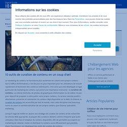 Comparaison des 10 meilleurs outils de curation de contenu - IONOS