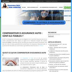 Comparateur d assurance auto : sont-ils fiables ?
