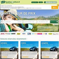 Location voiture pas cher: comparateur de prix locationdevoiture.fr