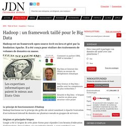 Hadoop : Framework Big Data