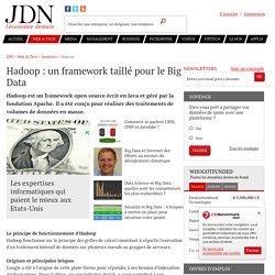 Hadoop : Framework Big Data