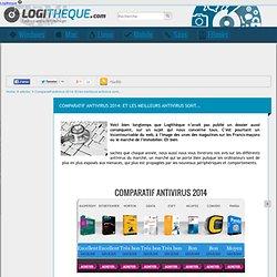 Comparatif antivirus 2014: Et les meilleurs antivirus sont...