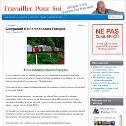 Comparatif d'autorepondeurs Français -