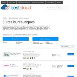 Comparatif des meilleures Suites Bureautiques en ligne gratuites - BestCloud